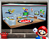 Birdnest Mario Kids Room