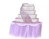 WEDDING CELESTE CAKE