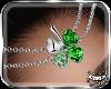 ! Clover HeadBand green