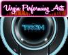 ! Tron Flying Dancer