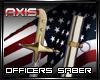 AX - USMC Officer Saber