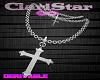 DRV Cross Necklace