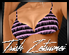 [T] Panic Bikini Top