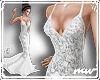 !Wed dress whiterose GA