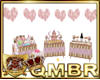 QMBR Ani Cake Table