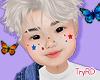 🦋 Korean hair gray