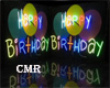CMR Happy Birthday Room