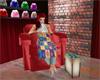 AC Crochet chair