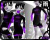 Curi Dress - Purple