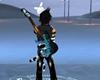 gitarra calavara