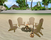 :3 Beach Bonfire