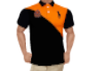 [CJ] Black&OrangePolo