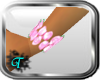 [T] PinkAbalone Bracelet