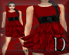 Bridesmaid Red