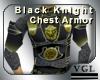BK Chest Armor Black