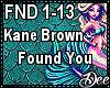 Kane Brown: Found You