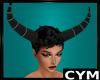 Cym Horns Female Derv