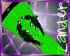 ZA l Green Butterfly
