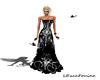 LXF Black dress