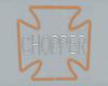 Neon Chopper Blinks