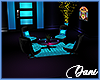 Azul Club Chairs