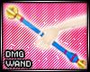 *Dark magician girl wand