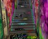 Stairwell neon