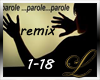 Remix Parole Parole....