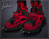 THRILLKILL Shoes Red