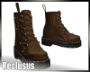 R|Brown High Boots