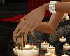 Star Hands Bronze Nails