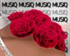 M| ❤ Shoulder Roses