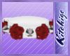 K!t - Red Rose Collar