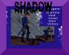 {SP} Animated Blue Sword