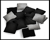 Melancholia pillows