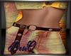 DQ Brown Addon Belt