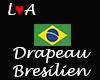 Lea Drapeau Bresilien