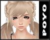 Bangs-blonde