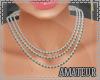 Tabia Necklace Silver