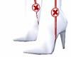 Kinky nurse Thao Boots