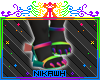 Paw Heels Derivable