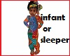 kids afrocentric sleeper