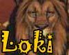 Gryffindor Lion Sticker