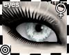 *m Aqua Ice Crystal Eyes