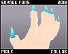 . Star   claws