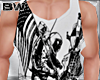 4 USA Moon Tank Shirt