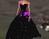 long dress party lace