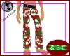 Christmas CAMO Pants M