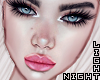 !N Pale Zell Mesh Lashes