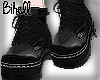 B! Dim Laced Boots